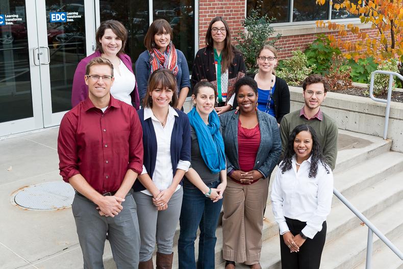 CADRE slide 1: 2015 CADRE Fellows