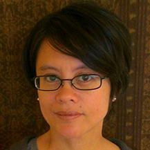 Eliza Fabillar staff portrait