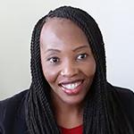 Viwe Mtshontshi staff portrait